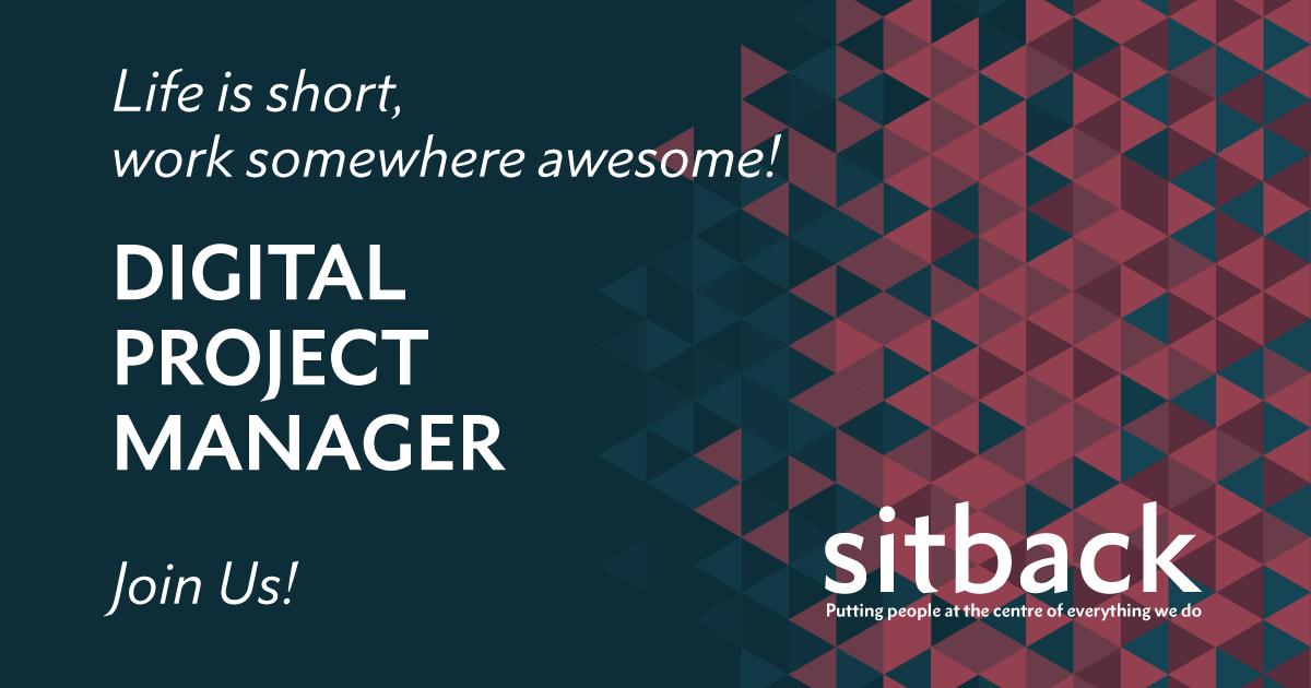Digital Project Manager Job Vacancy