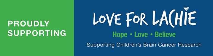Love For Lachie Support Logo